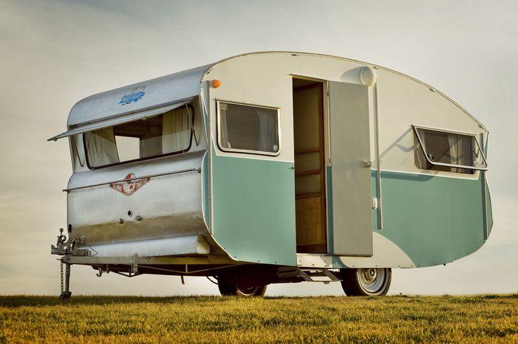 1960'S Globe Trotter Vintage Caravan in SA | eBay