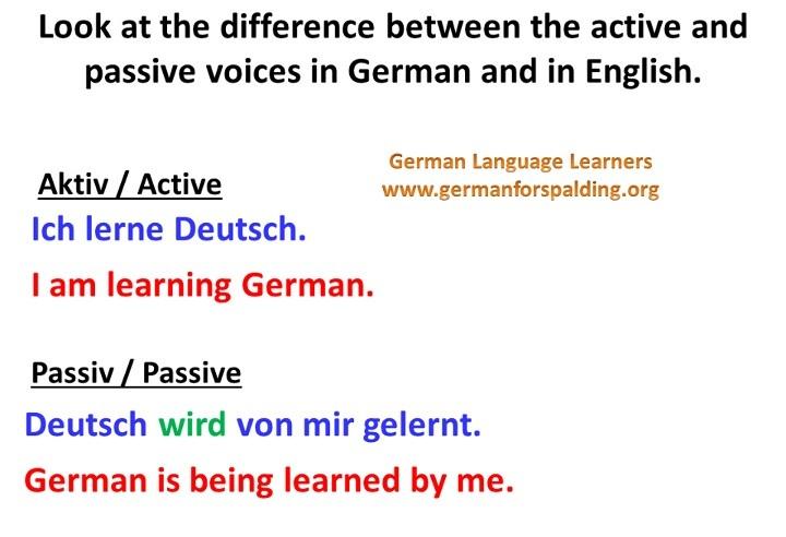 passive voice 2