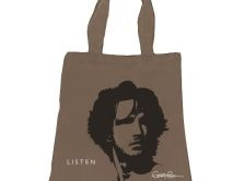 Tote bag, design 2012  Artwork Greg Gorman