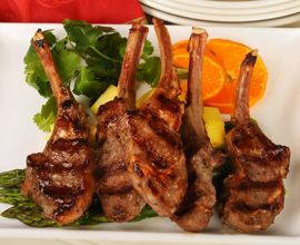 Caribbean Lamb Chops - Tropical Sun - Authentic Caribbean Food