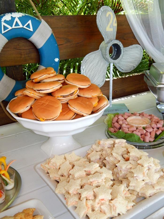 Spongebob Birthday Party with Lots of Really Fun Ideas via Kara's Party Ideas Shop | Kara'sPartyIdeas.com #SpongebobSquarePants #GenderNeutr...