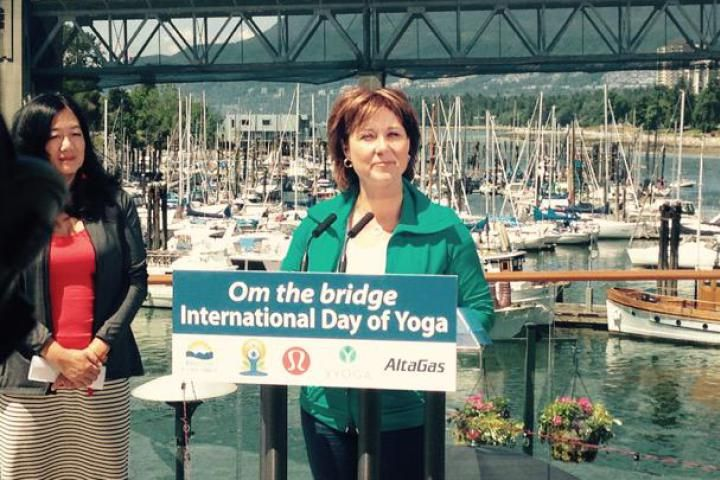 """Old news, but need to remind folks (election coming soon) of all her poor judgement calls. We can do better.   Yogadork.com 