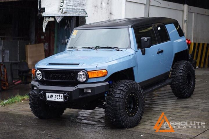 Mall Crawlin Madness Go Wide Or Go Home Another Fj Cruiser Built With Concept Style And Passion We Dont Just Toyota Fj Cruiser Fj Cruiser Mods Fj Cruiser