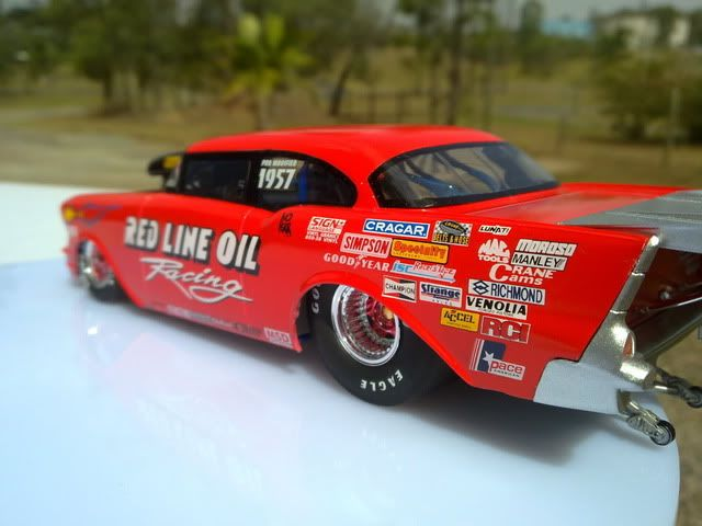 Henry J Drag Car Model Car Truck Scale Models Pinterest