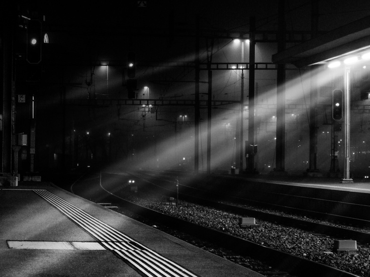 Train station - Lights