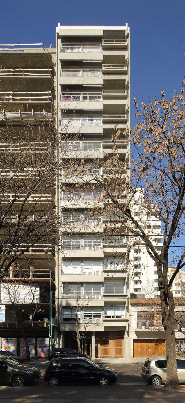 MONROE | Proyecto C. Autores: Arq. Sebastián Cseh - Arq. Juan Cruz Catania. #arquitectura #architecture #building @sebacseh @juancruzcatania