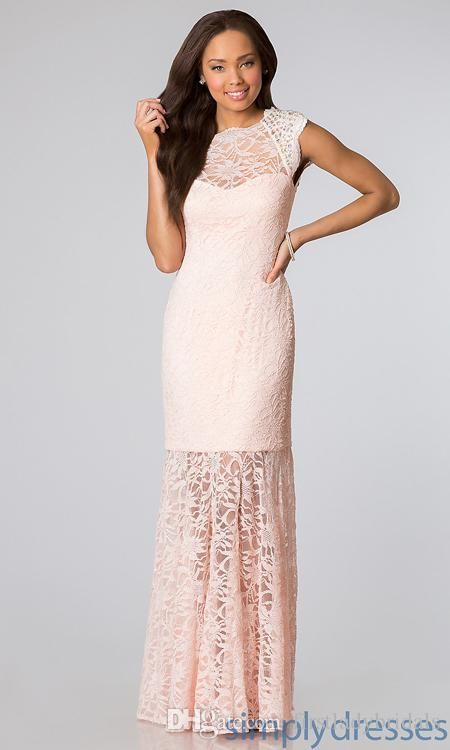 25+ best ideas about peach prom dresses on pinterest   prom