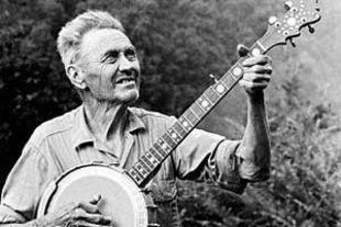 banjo man, appalachia
