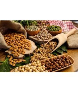 Dried Fruits. Avola Almond, Bronte Pistachio, Almond flour. #pistachio #Almond #sicily #sicilianfood #sicilianproducts #bronte #etna