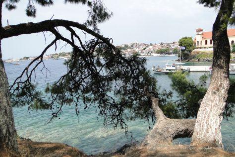 harbor, Neos Marmaras, Sithonia, Greece