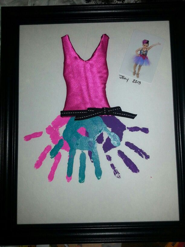 Gift For Kylie S Dance Teacher At The Annual Recital