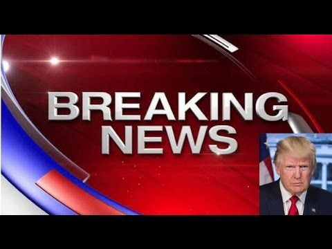Breaking Tonight , President Trump Latest News Today 4/19/17 , Welcomes ...