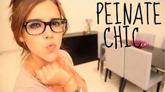 5 PEINADOS PARA ESCUELA/TRABAJO♥ (Fácil) - Yuya - YouTube