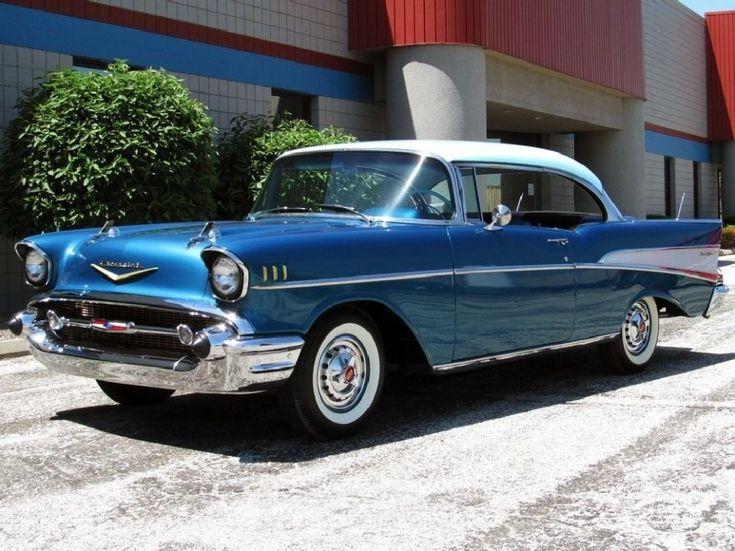 43+ Magnificent Classic 1957 Chevrolet-Bildergalerie – Paul Ruse