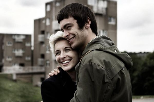 """Vicky McClure & Joe Gilgun from """"This is England"""""""