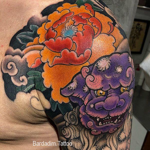 Japanese Tattoo George Bardadim Tattoo Artist Nyc Best Sleeve Tattoos Japanese Tattoo Japanese Tattoo Art