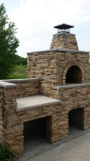 Brickyard Pizzeria latest wood fired pizza oven build