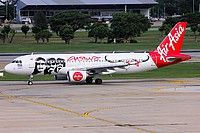 Thai AirAsia Fleet Details and History - Planespotters.net Just Aviation