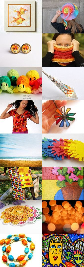 Three spring wishes by Julia Andreski on Etsy--Pinned with TreasuryPin.com