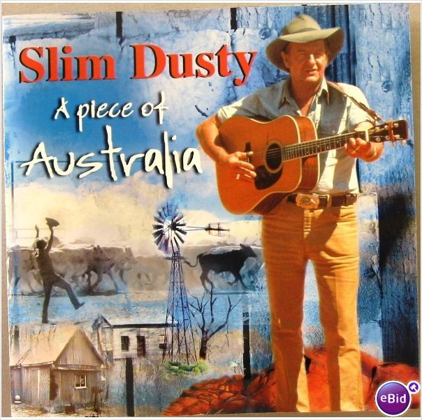 "Slim Dusty ""A Piece of Australia"" CD on eBid Australia"