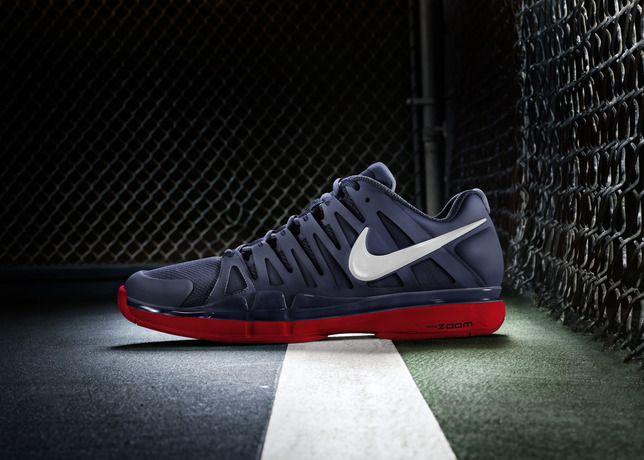 Nike Zoom Vapor 9  (Federer shoes)Zoom Vapor, Fashion Nike, Nike Tennis, Nike Zoom, Federer Shoes, Nike Shoes, New York, Rogers Federer, Federer Enter