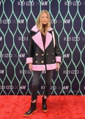 Martha Hunt: KENZO X H&M VIP Pre-Launch