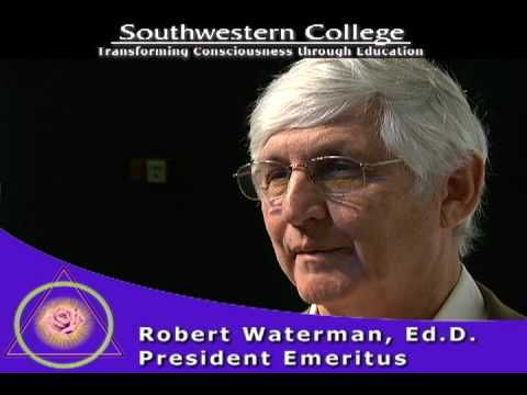 Robert Waterman on why it is Southwestern College's time.....  http://www.facebook.com/Southwestern.College.Santa.Fe