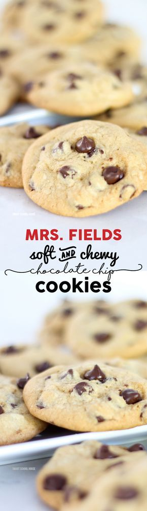 Mrs. Fields Chocolate Chip Cookie Recipe - homemade blue ribbon cookies at their best!