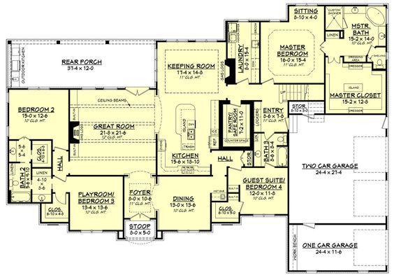 Harper House Plan