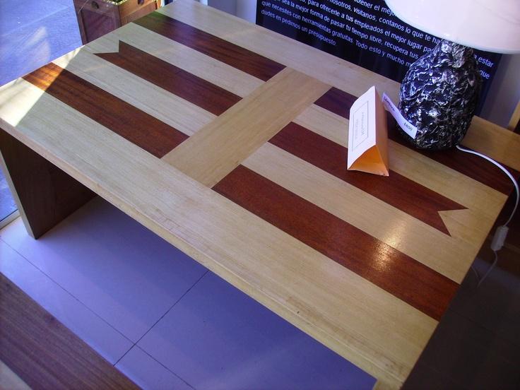 Mesas ratonas con diseño!!!