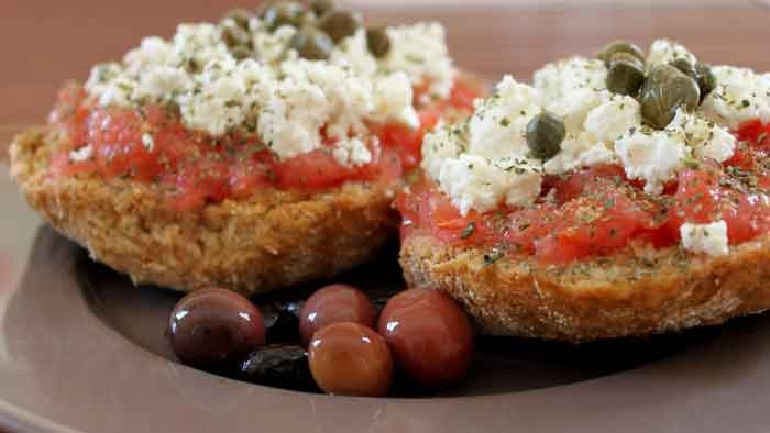 The Cretan Cuisine | The best Diet Ever