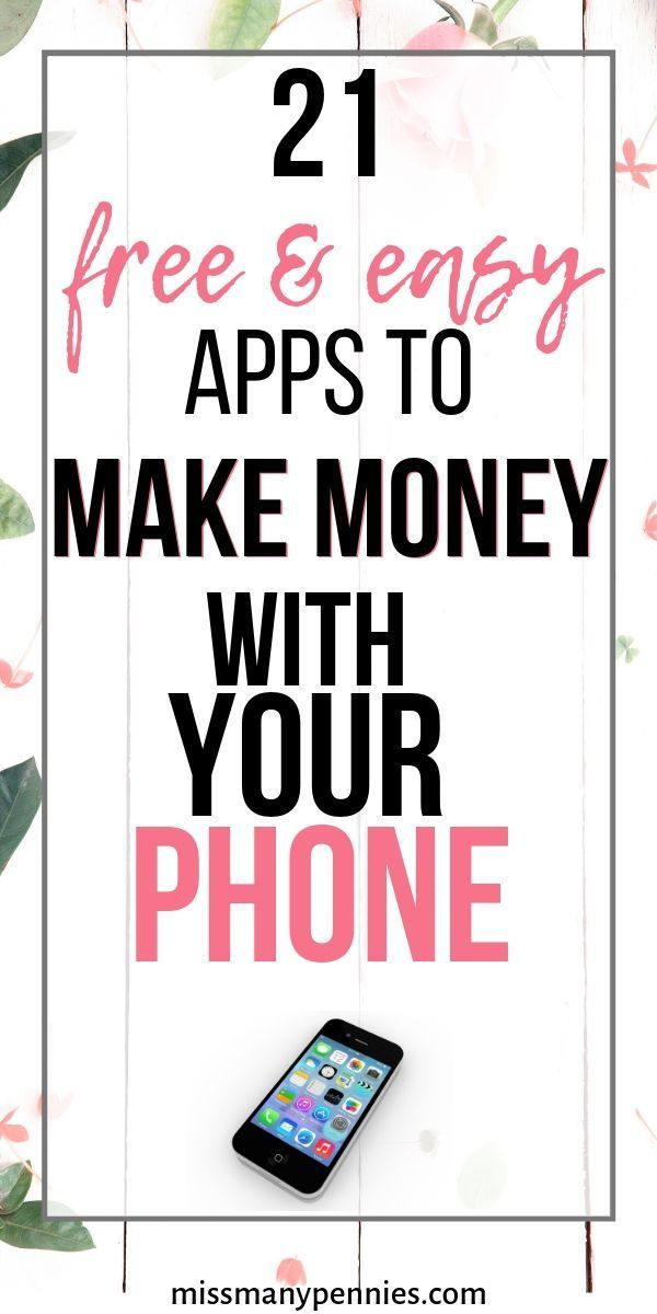 20 Quick and Easy Money Making Apps for your Smartphone