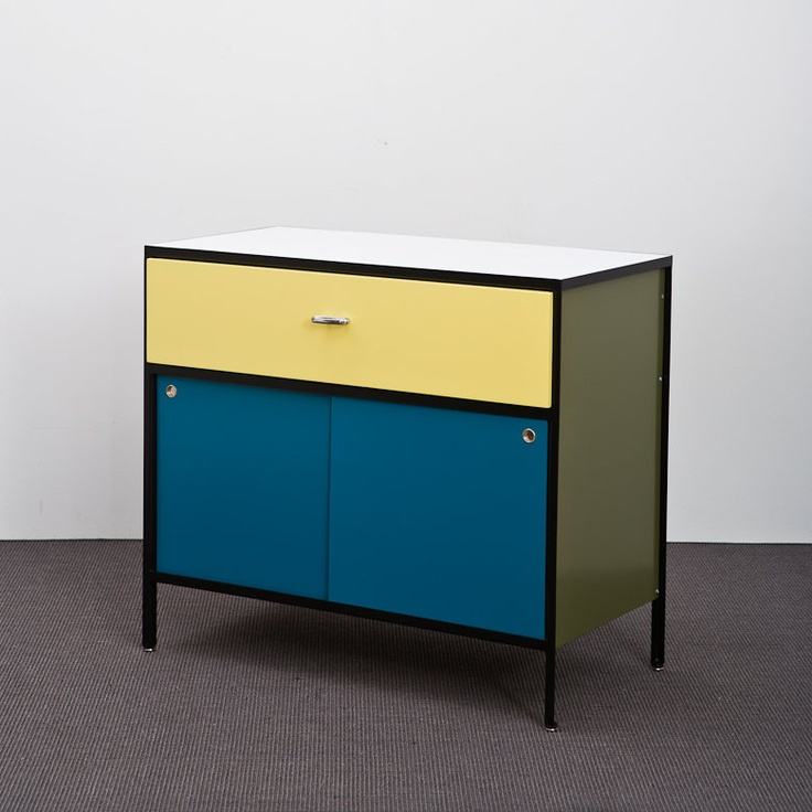 steelframe cabinet by George Nelson