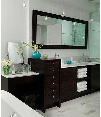 bathroom ideas - http://yourshabbychicdecorideas.com/?p=2259 - #home_decor_ideas #home_decor #home_ideas #home_decorating #bedroom #living_room #kitchen #bathroom #pantry_ideas #floor #furniture #vintage #shabby