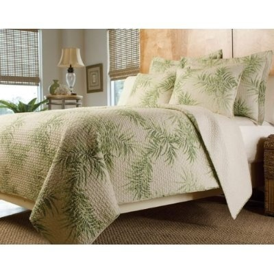 Cabo Verde King 3 Piece Quilt Set Trees Home And Tropical