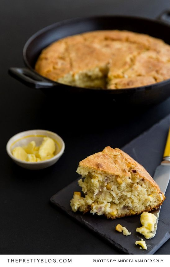 Moreish Mieliepap Bread | Recipes | Photography by Andrea van der Spuy
