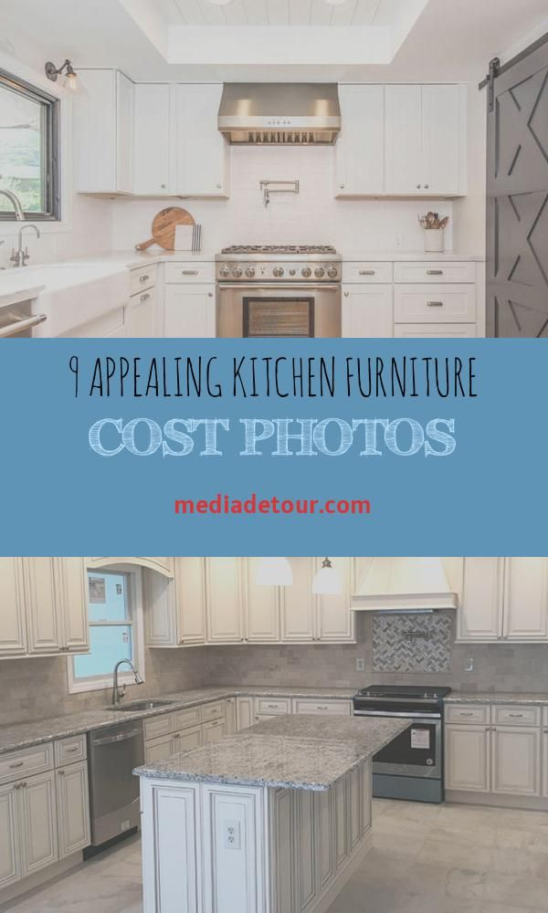 9 Appealing Kitchen Furniture Cost Photos In 2020 Cost Of Kitchen Cabinets Kitchen Room Design Kitchen Design
