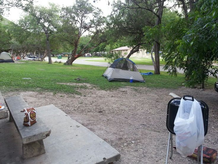 Gardner state park. Awesome place to camp out