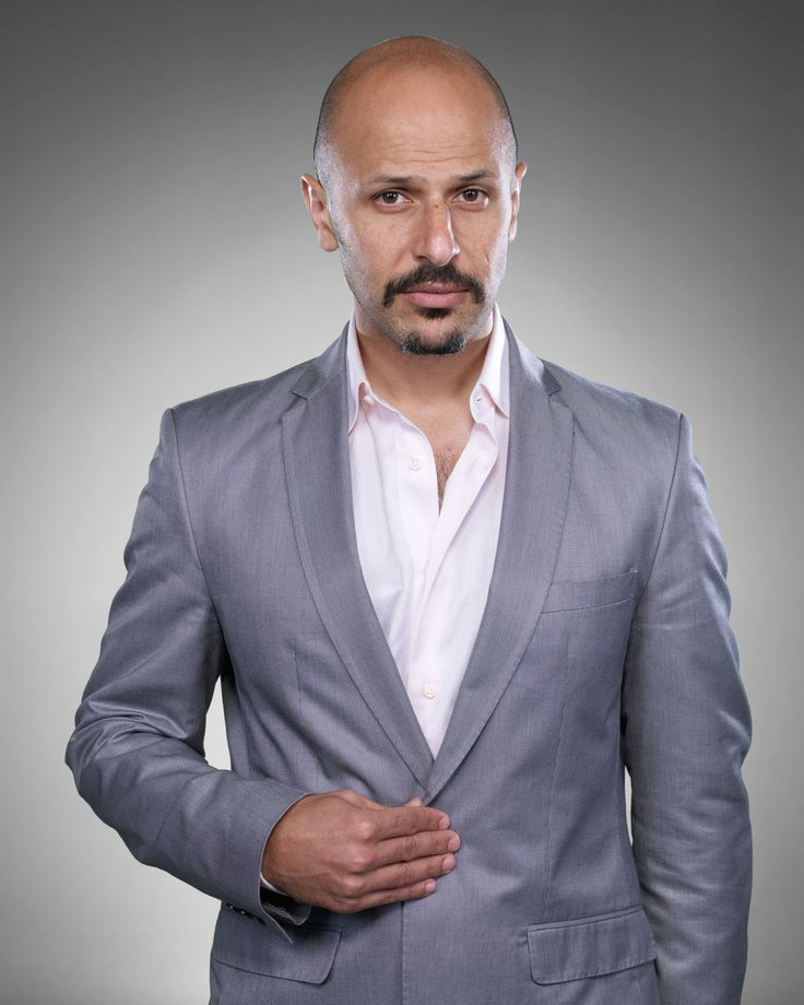Maz jobrani persian like the cat