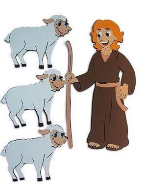 Pastor + Ovelhas - Recursos Evangelísticos