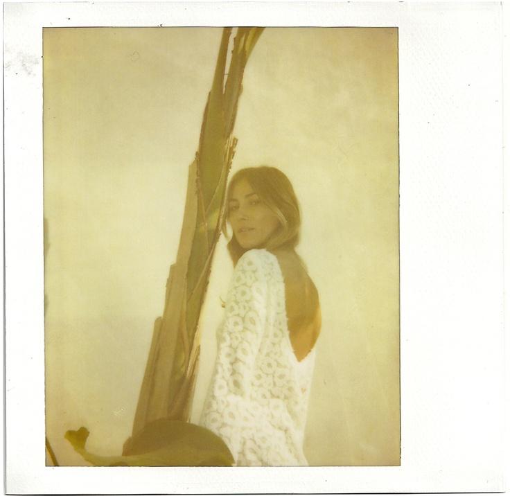 like my mother - polaroid 9