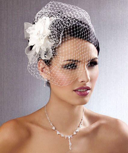 tocados de novia -
