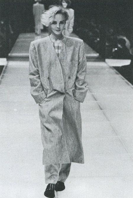 Giorgio Armani, 1984