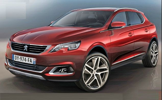 2017 Peugeot 3008 - Review, Release Date, Price - http://www.autos-arena.com/2017-peugeot-3008-review-release-date-price/