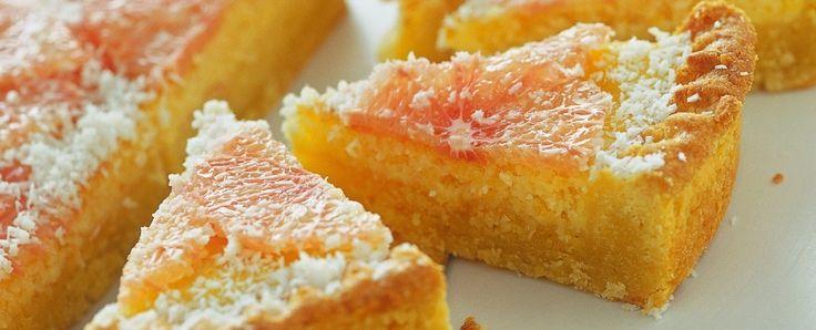 torta-con-crema-di-pompelmo-e-cocco ricetta