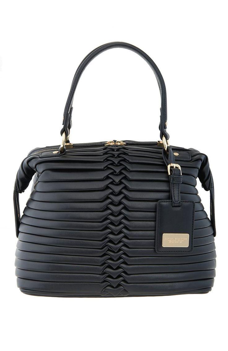 #Armani Exchange Gathered Bag