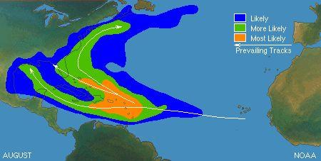 Hurricane Season info - Cancun travel
