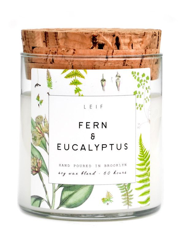 LEIF Fern & Eucalyptus Botanist Candle                                                                                                                                                                                 More