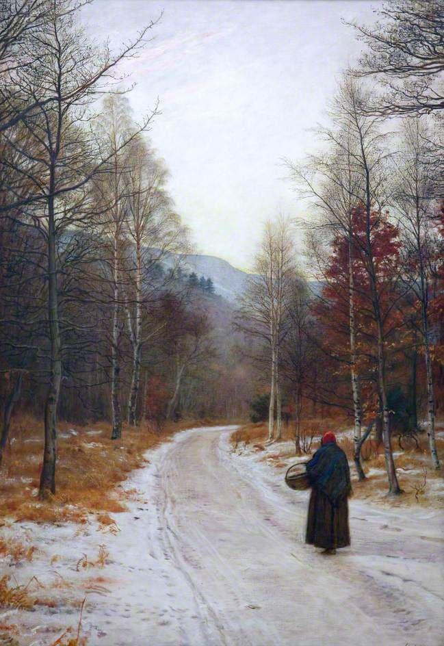 Glen Birnam, Sir John Everett Millais.