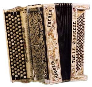 You might not want to collect multiple accordion's however 'one' will make an artful conversation piece, especially if it is a French accordion made in Tulle, France.